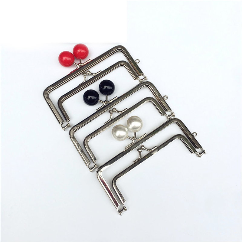 Sew In Metal Purse Coin Frame 70 mm Clutch Bag Frame kiss clasps BAH