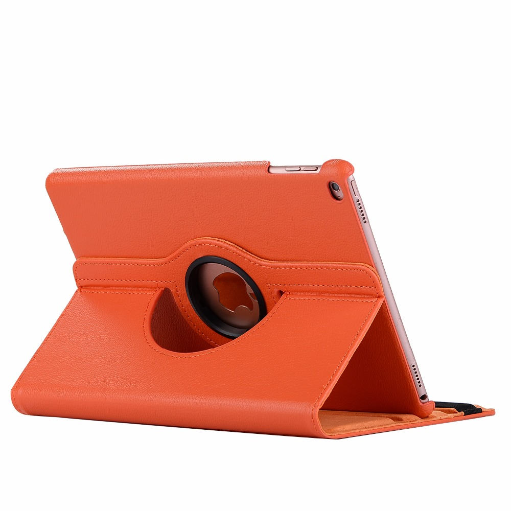 iPad Case Degree Rotating Flip PU 8th For 2019 2020 7th Leather Stand Cover 10.2 360