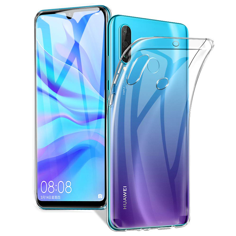 Ультратонкий Прозрачный чехол из ТПУ для Huawei P30 P20 Pro Lite, Прозрачный чехол для задней панели телефона Huawei Mate 8 9 10 30 lite, чехол