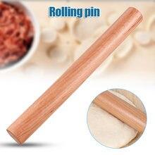 Rolo de madeira Vara Rolo de Pastelaria Ferramentas Acessórios de Cozinha Baking SEC88