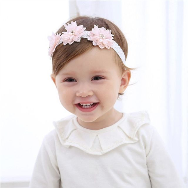 2 Colors New Toddler Kids shoes 2pcs Baby Girls Boys Bowknot Shoes+Headband Lace Floral Soft Shoe Spring First Walkers 0-18M