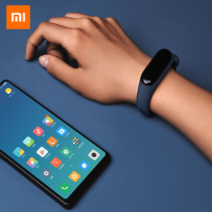 Image 3 - Xiaomi Mi Band 3 Smart Wristband with Fitness Tracker Heart Rate Moniter OLED Bluetooth Sports Bracelet Water Resistant Miband 3