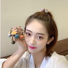 Новинка 2021 модная женская резинка для волос в японском и корейском