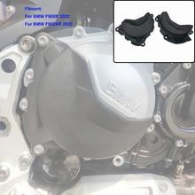 สำหรับ BMW F900R F900XR F 900R 900XR F900 R/XR 2020 อะไหล่รถจักรยานยนต์คลัทช์และเครื่องกำเนิดไฟฟ้ากระแสสลับเครื่องยนต์ฉนวนกันความร้อนป้องกัน GUARD COVER