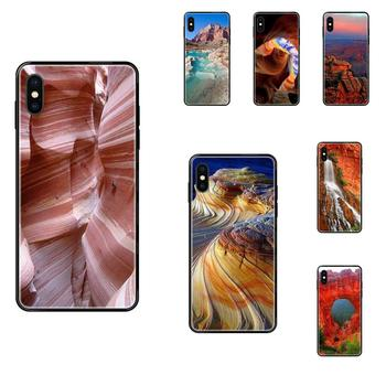 Grand Canyon National Park Soft Phone Capa For Huawei P40 P30 P20 P10 P9 P8 Lite Plus Pro 2017 P Smart 2019 image