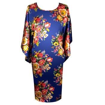 Novelty Green Chinese Women Silk Rayon Robe Loose Lounge Nightgown Kimono Bath Gown Sleepwear Mujer Pajama Plus Size S0109 цена 2017