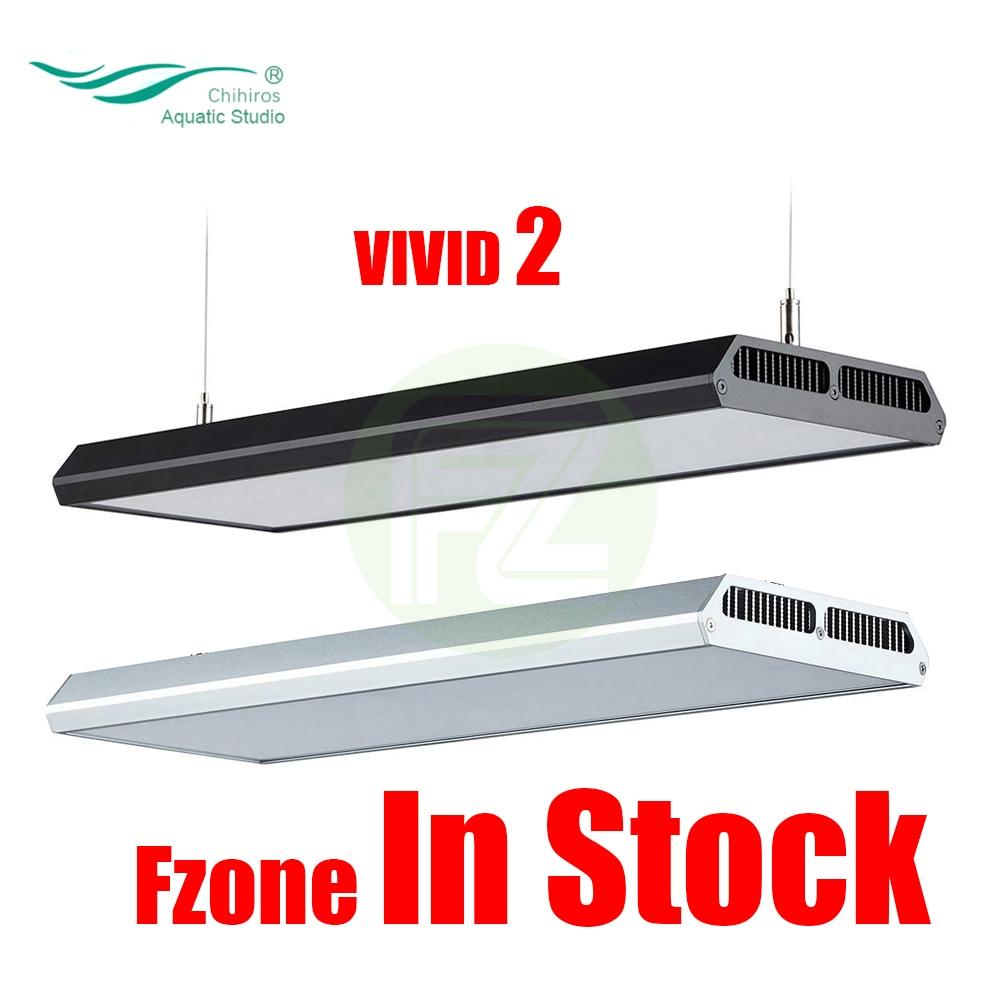 Chihiros VIVID 2 Aquarium LED Light RGB App Dimmable Smart Plant Lighting