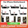 Carte mère déverrouillée dorigine pour iphone 6 plus pour iPhone 6/7/7 Plus / 8 /X /XS /XR /XS MAX /11 / 11 carte mère Pro sans contact