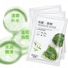 Silk Mask Nicotinamide-Mask Paste-Care Cosmetics Firming 10pcsoil-Control Hydrating Moisturizing