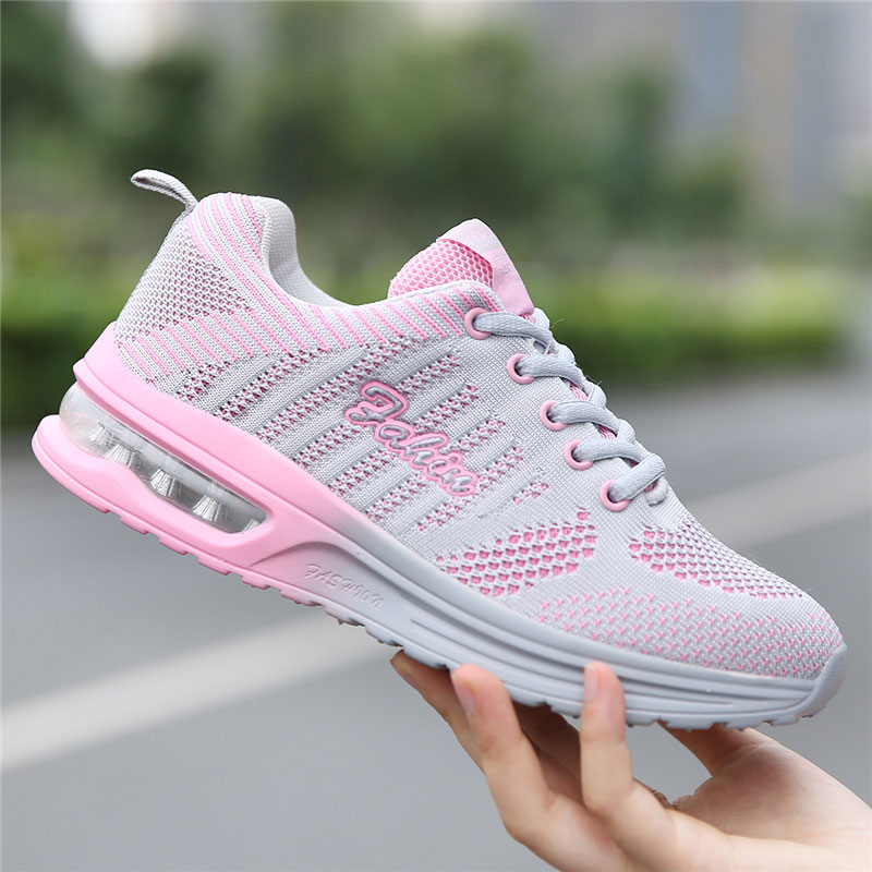 MWY Breathable Mesh Women Running Shoes Lightweight Outdoor Sport Sneakers Athletic Jogging Shoes Zapatillas De Deporte Mujer