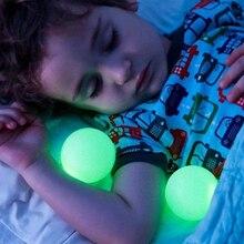 6pcs Waterproof Pool Floating Lights RGB Color Changing LED Bath Ball Light
