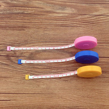 1.5M Soft Ruler Useful Body Measuring  Sewing Tailor Tape Sewing Ruler Meter Sewing Measuring Dressmaking Double-sided Scale G sewing tailor tape measure soft 1 5m sewing ruler meter sewing measuring tape body measuring ruler random color