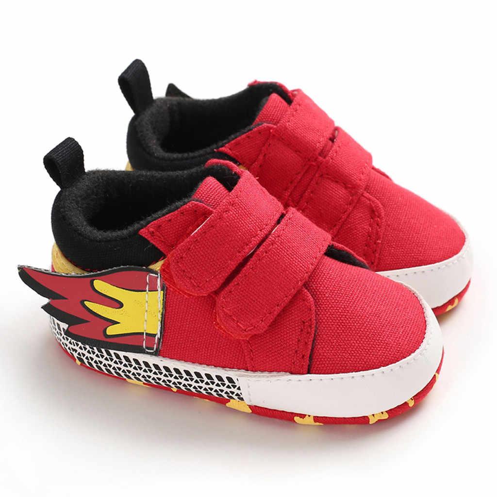 חדש נולד תינוקת בני נעלי 1 שנה תינוקות יילוד פעוט נעלי אופנה רך תינוק נעלי תינוקת 2019 ראשון הליכונים