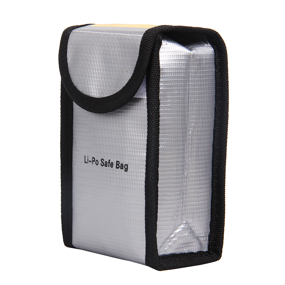Office Document Folder Fireproof Explosionproof Lipo Battery Safe Bag Portable Heat Resistant Pouch Sack For  DJI Phantom
