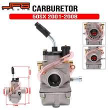 Carburateur en aluminium pour moto, pour KTM 50SX SX50 SX 50 2001 2002 2003 2004 2005 2006 2007, Dirt Bike