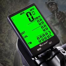 Bicycle Computer Speedometer Stopwatch Bike West-Biking Waterproof Backlight Wireless