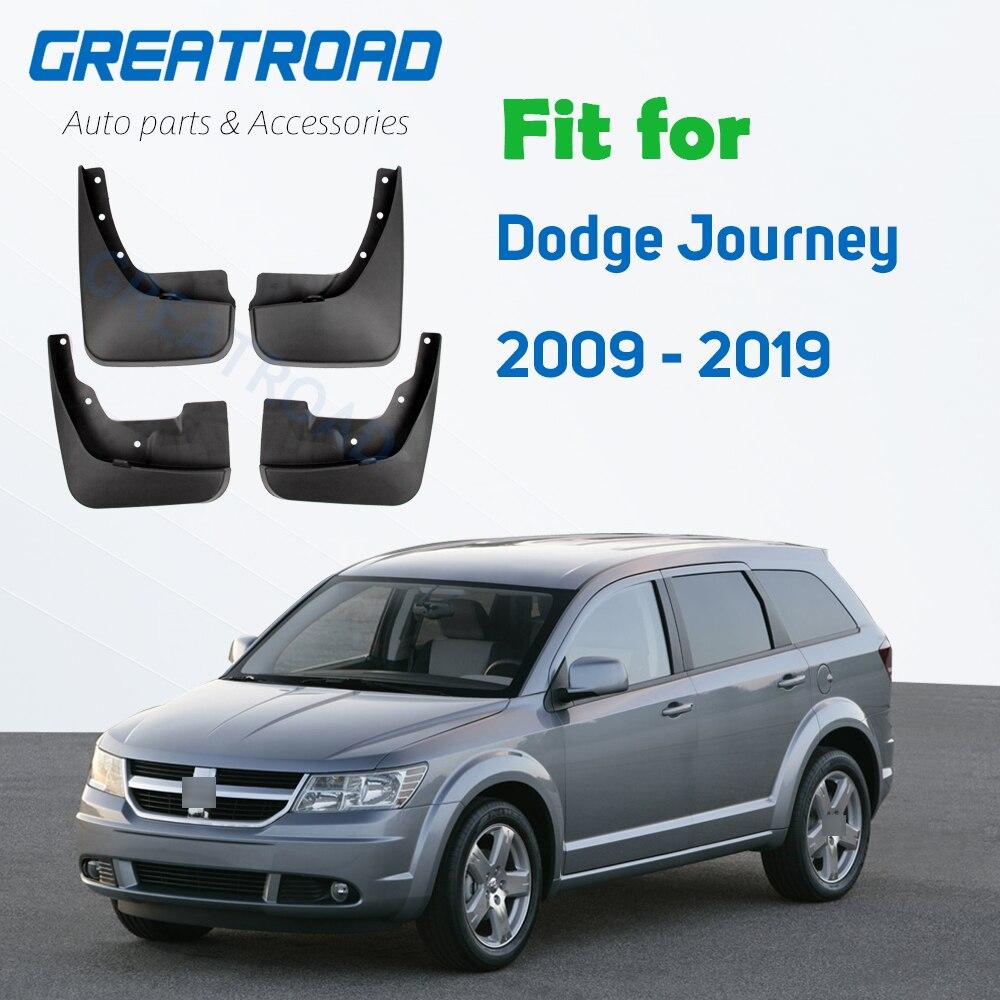 Литая Автомобильная щитка от грязи для Dodge Journey Fiat Freemont Брызговики 2009 - 2019 2015 2016 2017 2018
