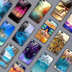 На Алиэкспресс купить стекло для смартфона shockproof hard cover for iphone 5s se 6 6s 7 8 plus xr xs max for meizu m5 m6 m8 m9 note 16th plus luxury tempered glass case