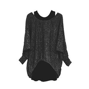Umeko/новый осенне-зимний жилет, дизайнерская Однотонная футболка с длинными рукавами, повседневные топы для женщин, одежда, свободная футболка, женский спортивный топ на весну