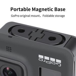 Image 5 - Gopro 8 Max Universal Substituição De Base 1/4 Base de Parafuso para Tripé Gopro Acessórios 8 Max