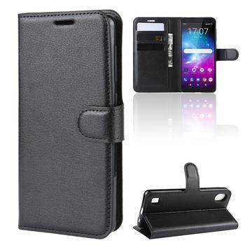 Перейти на Алиэкспресс и купить Чехол для zte Blade A3 A5 A7 A7000 2019 V10 Vita, Защитная пленка для экрана из искусственной кожи, откидная крышка для zte Blade L8 V10, чехол-кошелек для телефона