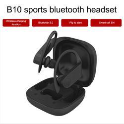 B10 TWS drahtlose Bluetooth sport headset In-ohr stereo Bluetooth headset Bluetooth 5,0 mit wireless charging