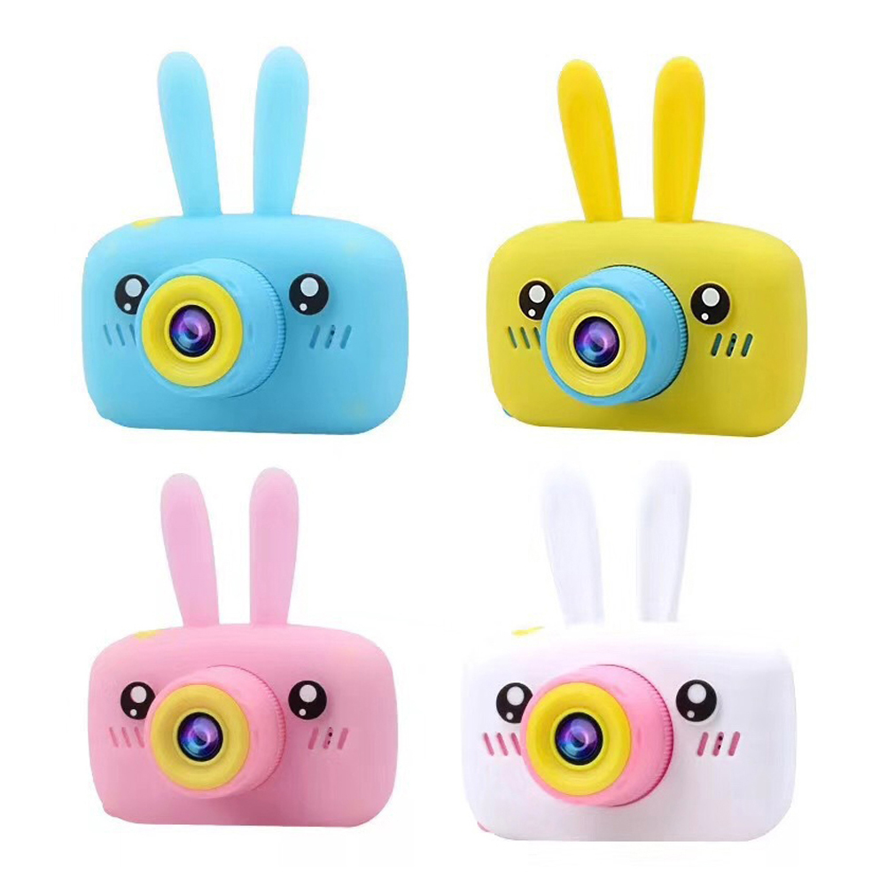 H9396804f554b42849b1ba21d3479e65bJ Children's camera toy baby cute camera rechargeable digital camera mini screen baby children's educational toys outdoor games