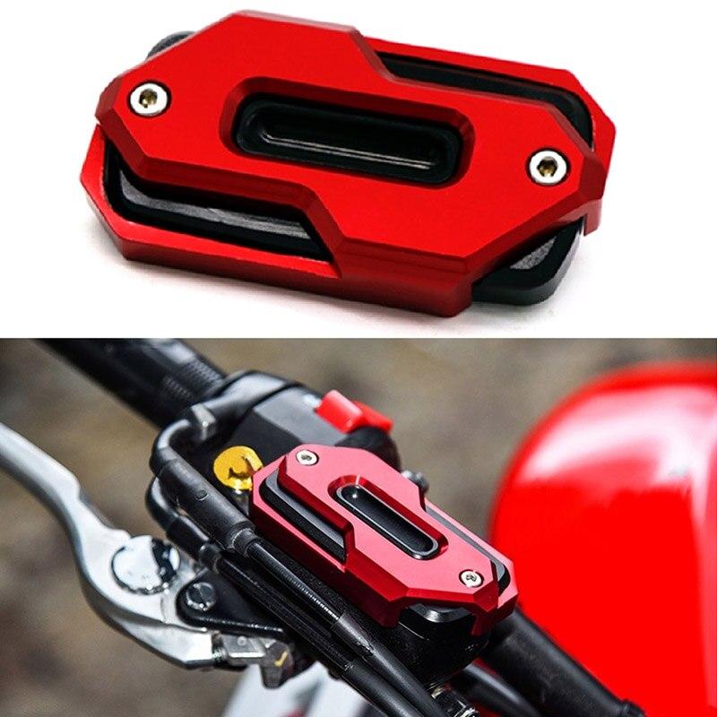 Réservoir de liquide de frein de moto réservoir d'embrayage tasse de fluide d'huile pour Honda CB650F CBR650F 2014-2019 CB650R 2019 accessoires de moto