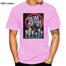 T-shirt manches courtes homme, Slim, Vintage, Rap, Hip-hop, Concert, Shady Y2K, Dr Dre, à la mode, 2000