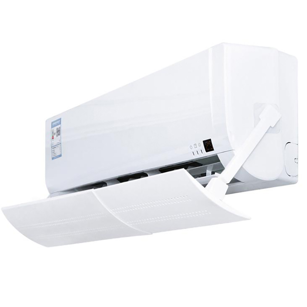 Considerate Universal Hollow Anti Direct Blowing Air Condition Wind Deflector Baffle Shield Adjustable Air Conditioner Cover Windshield Possessing Chinese Flavors