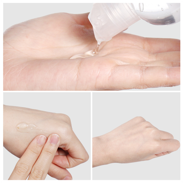 Anti-Bacteria Hand Sanitizer Gel Disposable Quick-dry Waterless Antibacterial Hand Moisturizing Liquid Sterilization Gel 5