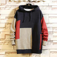 Christmas Men Sweaters Winter Clothes 2019 Plus Size Asian M-4XL 5XL Japan Style Casual Standard Designer Pullovers