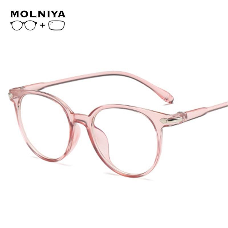 Prescription Blue Light Glasses Myopia Clear Regular Computer Gaming Glasses Fashion Women Improve Comfort Eyeglasses For Men