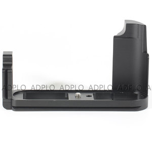 Image 2 - ADPLO LB M8 L Type Quick Release Plate Vertical L Bracket Hand Grip Specifically for Leica M8 / M9 camera