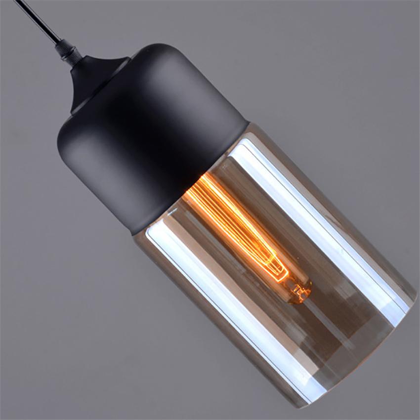 H93989c2ecf2d48cb9c415ccd72018300x - Modern Home Decor Pendant Lights Nordic Clear Glass Lampshade Pendant Light Indoor Lighting Living Room Hanglamp Light Fixture