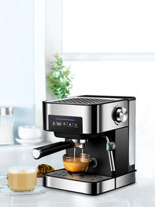 Biolomix Coffee-Maker-Machine Espresso Milk-Frother-Wand Cappuccino Latte Italian-Type