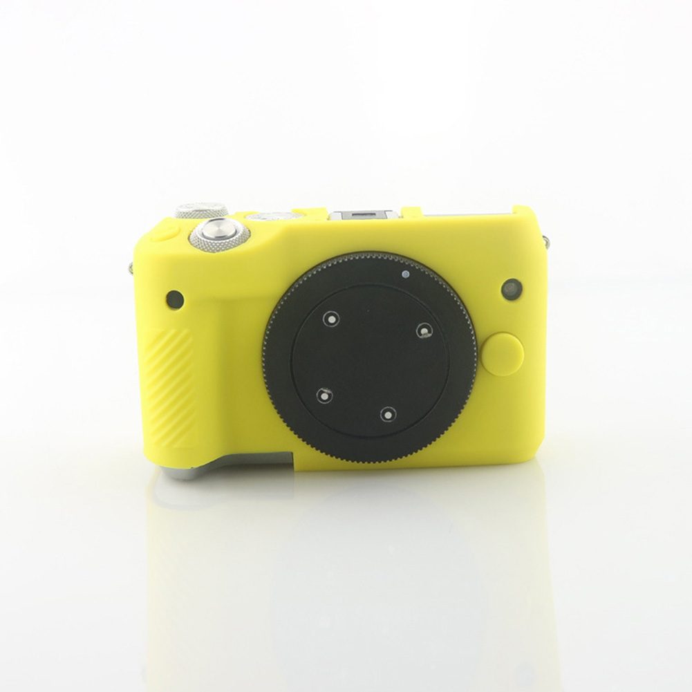 Skin Camera Cover Shell Case Soft Anti Scratch Silicone for Canon  M6 M10 M50