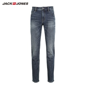 Image 5 - JackJones Winter Mens Cotton Warm Comfortable Jeans Menswear 218432514