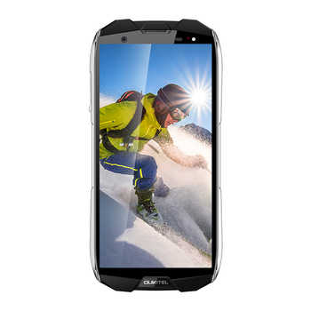 Original OUKITEL WP5000 IP68 Waterproof Smartphone Android 7.1 Helio P25 Octa Core 6GB RAM 64GB ROM 5200mAh 9V/2A Mobile Phone
