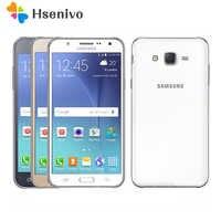 Samsung Galaxy J7 Originale di 100% Ha Sbloccato Il Telefono Mobile 5.5 Pollici Octa-Core 13.0MP 1.5 Gb di Ram 16 Gb di Rom 4G Lte Telefono Cellulare Ricondizionato