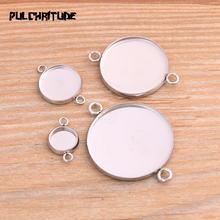 Пустая Подвеска для ожерелья pulchritude 10 шт 30 мм внутренний