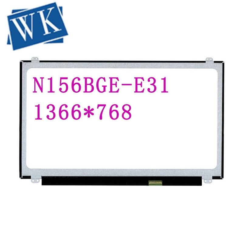 N156BGE-E31 N156BGE E31 For Hp TPN C125 LCD Display LED Screen Matrix For Laptop 15.6