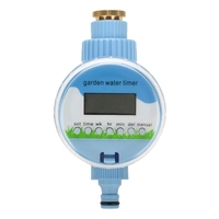 Rain Sensor LCD Automatic Watering Timer Electronic Garden Irrigation Controller|Sprayers| |  -