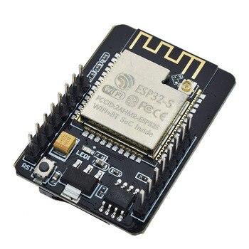 Esp32-Cam Esp-32S модуль Wi-Fi Esp32 серийный wi-fi Esp32 Cam макетная плата 5V Bluetooth с Ov2640 Камера модуль