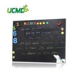 200X60CM Selbst Klebe Tafel Abnehmbare Löschbaren Graffiti Schreiben Malerei Tafel Aufkleber Lernen Mitteilung Nachricht Bord