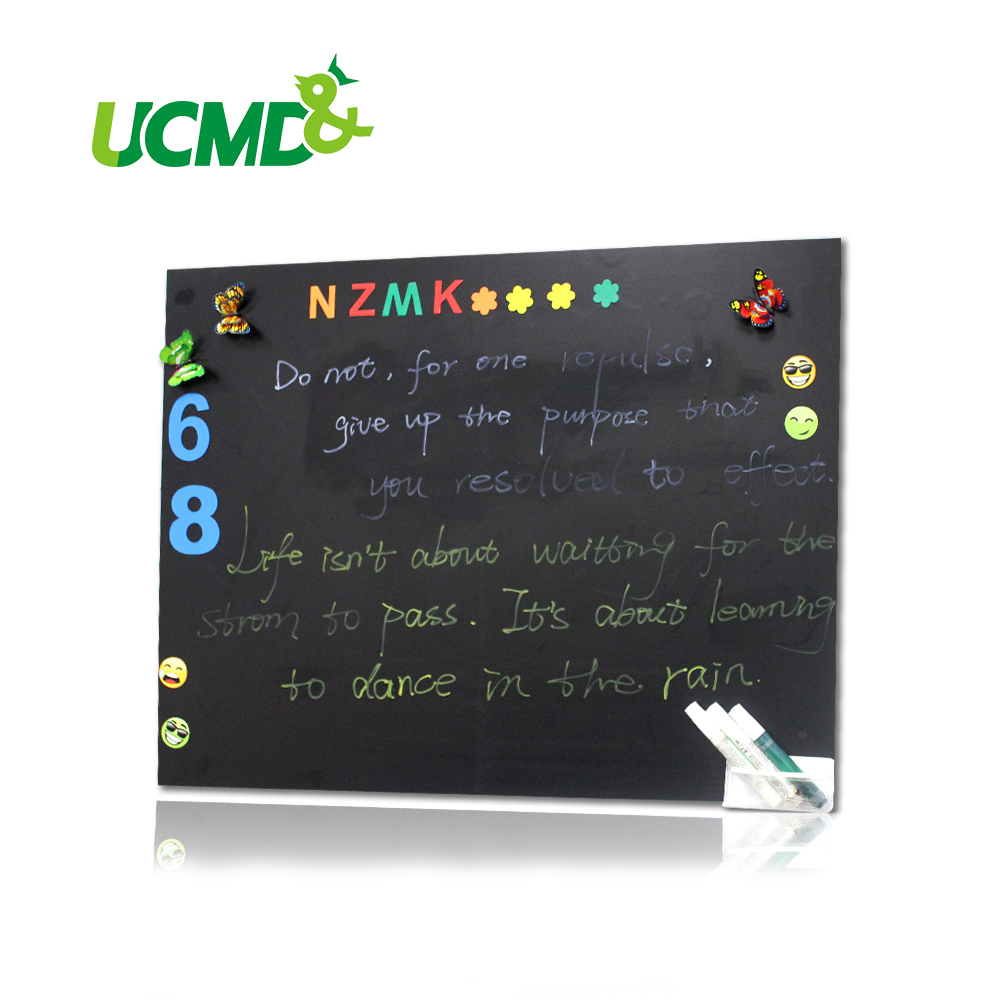 200X60CM Self Adhesive Blackboard Removable Erasable Graffiti Writing Painting Blackboard Sticker Learning Notice Message Board
