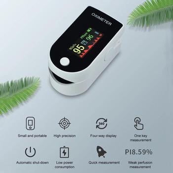 Nowy pulsoksymetr napalcowy OLED Oximetro De Dedo Pulsioximetro gospodarstwa domowego tlenu we krwi pulsoksymetr SpO2 PR Monitor nasycenia tanie i dobre opinie ACEHE CN (pochodzenie) oximeter