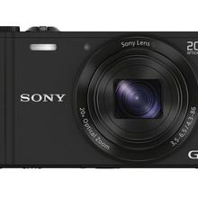 USED Sony DSC-WX300 18.2 MP Digital Camera with 20x Optical