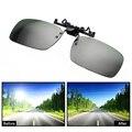 Авто водительские очки анти-УФ поляризованных солнцезащитных очков клипса для Toyota Corolla RAV4 Camry Прадо Avensis Yaris Hilux Prius Land Cruiser