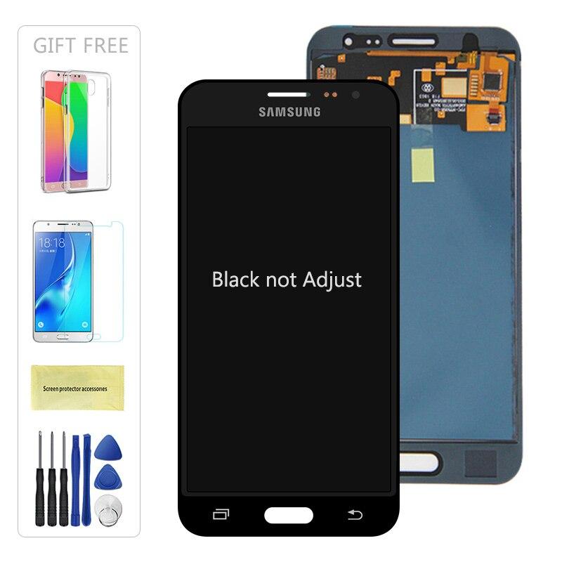 Black not Adjust